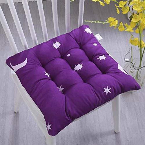 WEDZB Kussen, stoelkussen zitkussen voor op kantoor decoratie zitkussen ruimte auto sofa kussen kleurrijke vloerkussens