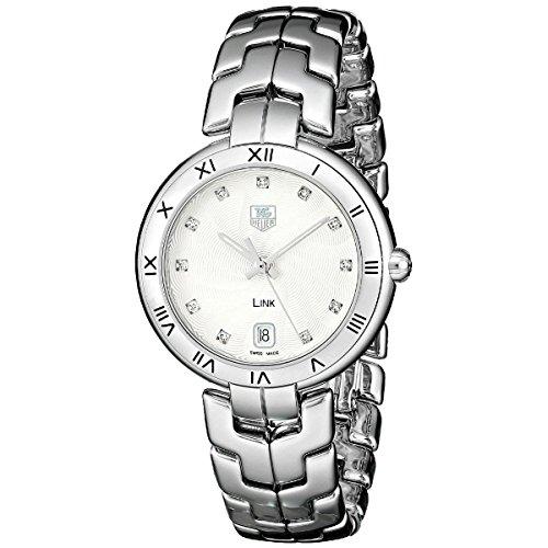 Tagheuer Damen-Armbanduhr Analog Quarz Edelstahl WAT1417.BA0954