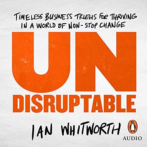 Undisruptable cover art