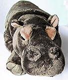 Hipopótamo tumbado (40 cm)