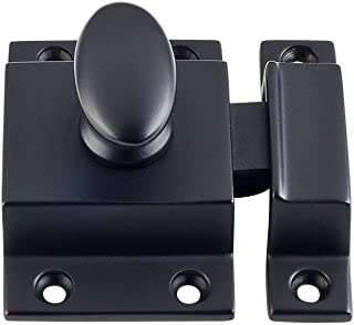 Top Knobs M1781 Additions Collection 2 Inch Cabinet Latch, Flat Black