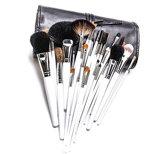 Pinceaux De Maquillage 32 Pcs Pinceau De Maquillage Professionnel Set Maquillage Voyage Brosse Kit Avec Sac De Rangement
