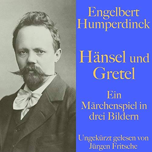 Hänsel und Gretel cover art