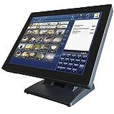 Phoenix Technologies TPV Barebone Monitor 15 TACTIL OEM PHTOUCHPOS15 Intel CELERON 1037U 1.8GHZ Incluye RAM 2GB DDR3/L/HDD/SSD / 15 1024X768 / 1XVGA 2XPS2 4XUSB 1XRJ45 1XSERIE 1XRJ11 Angulo 90 Negro