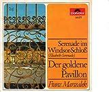Serenade im Windsor-Schloß (Elisabeth-Serenade) / Der goldene Pavillon / Kölner Rundfunk-Sinfonie-Orchester Leitung: Franz Marszalek / 1962 / Polydor # 54071 / Bildhülle / Deutsche Pressung / 7' Vinyl SP Single-Schallplatte /