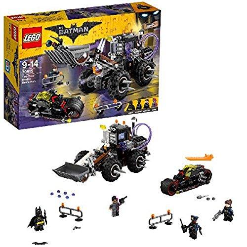 Lego Batman Movie - Doppia Demolizione di Two Face, Multicolore, 70915