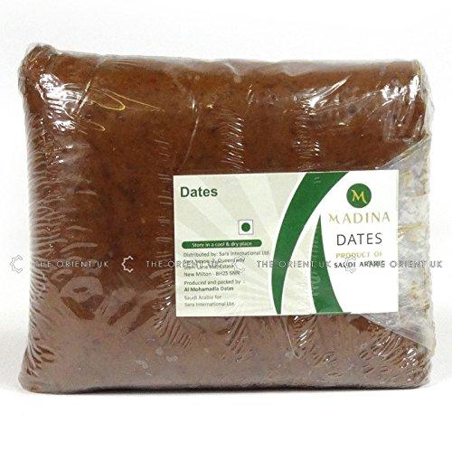 Madina - Pasta para hornear (1 kg, calidad A, 100% natural, 1 kg)
