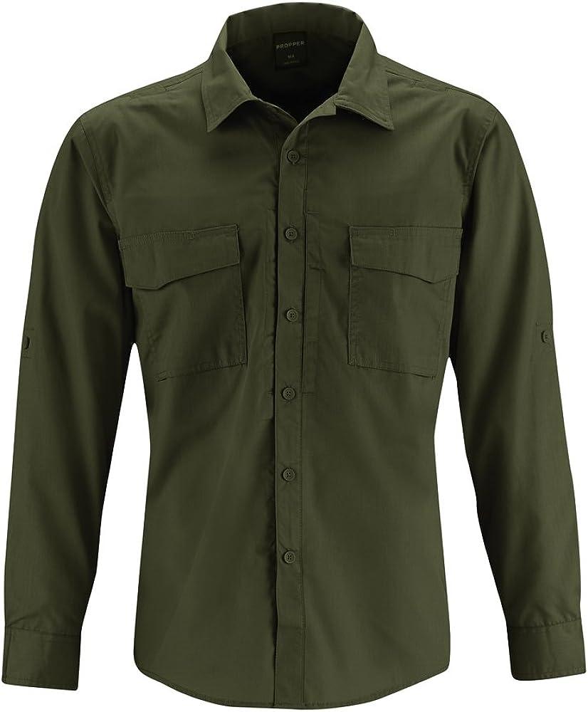 Propper Weekly update mens Revtac Max 59% OFF Shirt - Long Sleeve