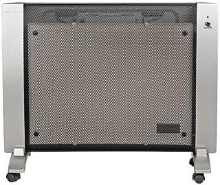 Alpatec PRMDT 1500 - Radiador de pared o con ruedas, 1500 W, 70,2 x 50,2 x 7,8 cm, color gris