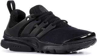 Nike Little Presto (Td) - 844767-003 - Size 4C Black, Black-Black