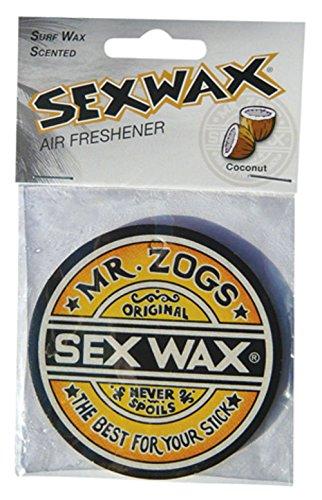 Ambientador unisex de SexWax, marrón grisáceo, talla única