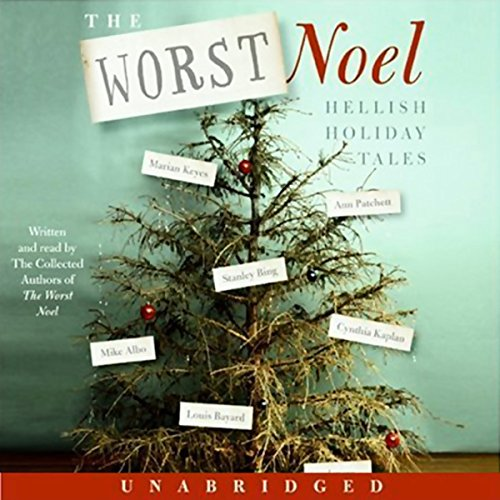 The Worst Noel audiobook cover art
