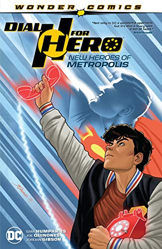 Dial H for Hero (2019-) Vol. 2: New Heroes of Metropolis (English Edition)