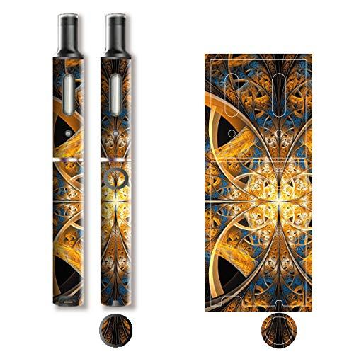 電子たばこ タバコ 煙草 喫煙具 専用スキンシール 対応機種 プルーム テック プラス Ploom TECH+ Ploom Tech Plus ロイヤルジュエリ (2) イメージデザイン 07 Royal Jewely 2 01-pt08-0143