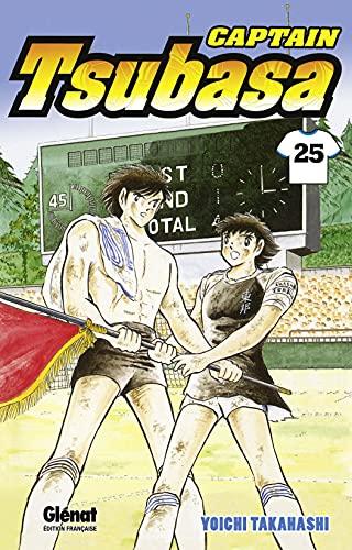 Captain Tsubasa - Tome 25 : Le jour du grand départ