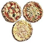 【3種類3枚セット】PIZZAREVO冷凍ピザ(約23cm)お試し3種類3枚セット (極マルゲリータ+海鮮トマトバジル+カルボナーラ)手作り・窯焼き