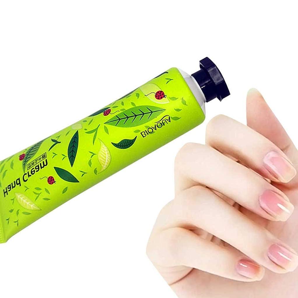 うなずくドラゴン起きろハンドクリーム Akane BIOAOUA 植物エキス 潤う 保湿 水分補給 香り 手荒れを防ぐ 無添加 天然 乾燥肌用 自然 肌荒れ予防 Hand Cream