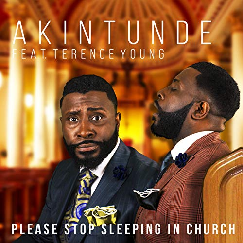 Please Stop Sleeping in Church