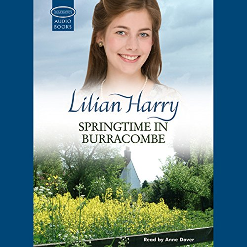 Springtime in Burracombe audiobook cover art