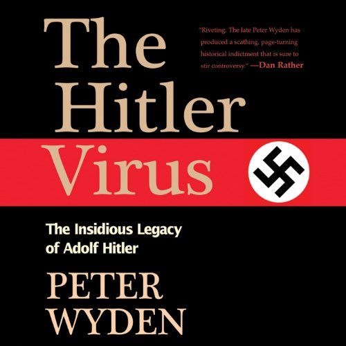 The Hitler Virus audiobook cover art