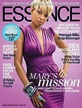 Essence Magazine: Mary J. Blige (October 2009)