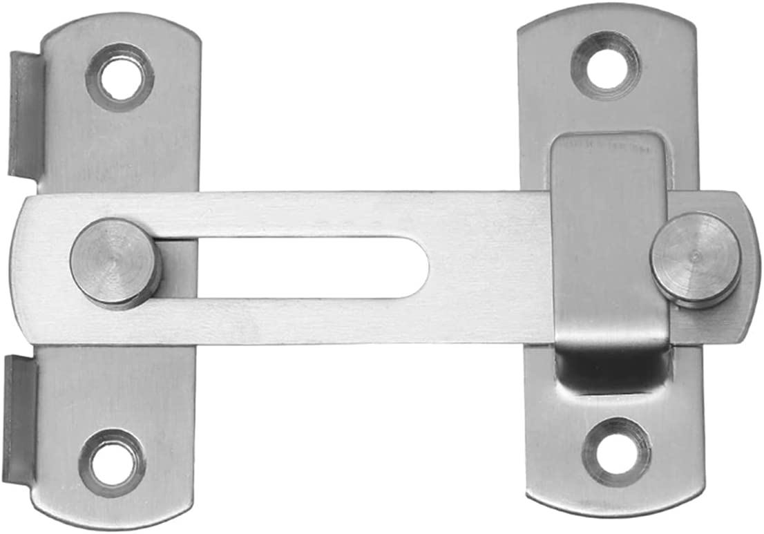 CHENGSYSTE Brand new Push Pull 40% OFF Cheap Sale Handles Guard Bolt Slidin Latch Screws with