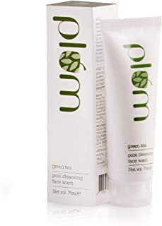 Plum Green Tea Pore Cleansing Face Wash, 75ml, For Oily & Acne Prone Skin, Vegan Skin Care