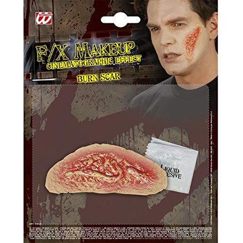 MIK Funshopping F/X Makeup Burn Scare - Kinoreife Grusel-Effekte