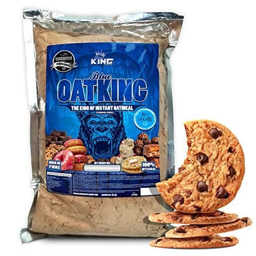 OFERTA !!Harina de Avena Integral 1kg, American Suplement, ideal para tortitas, batidos, bizcochos y magdalenas (COOKIES)
