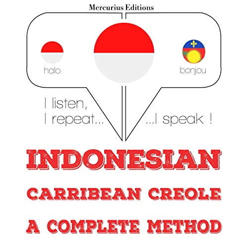 Indonesian – Carribean Creole. A complete method cover art