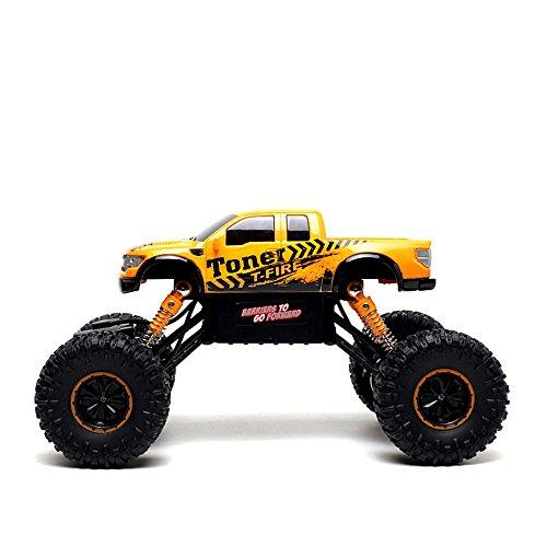 RC Auto kaufen Monstertruck Bild 2: HSP Himoto 2,4Ghz RC Ferngesteuerter Off-Road Monster-Truck Fahrzeug, Crawler, Maßstab 1:16 mit 4WD Antrieb, Truck, Auto, Car, Komplett-Set*