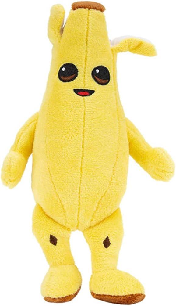 Anime Large-scale sale Peely Plush Toy Cute Cartoon gift Figure Stuffed Cosplay