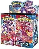 Pokemon TCG: Sword & Shield Battle Styles Booster Box