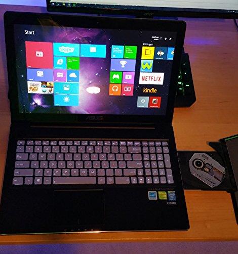 ASUS Q550LF-BBI7T07 15.6' Touch Screen 8GB Memory 1TB Hard Drive