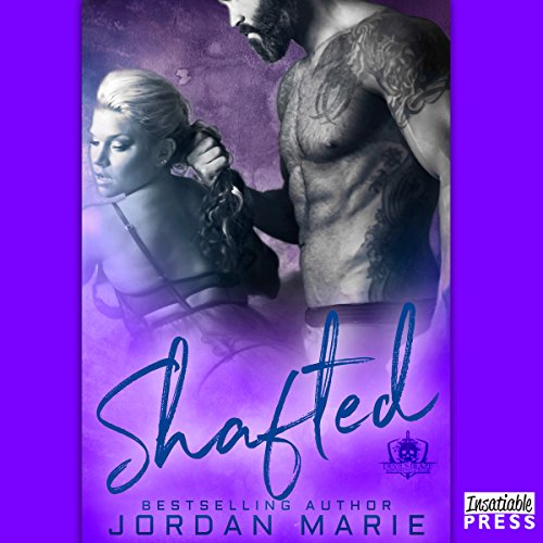 Shafted audiobook cover art