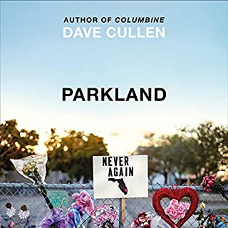 Parkland                   By:                                                                                                                                 Dave Cullen                               Narrated by:                                                                                                                                 Robert Fass,                                                                                        Dave Cullen                      Length: 10 hrs and 10 mins     4 ratings     Overall 4.0