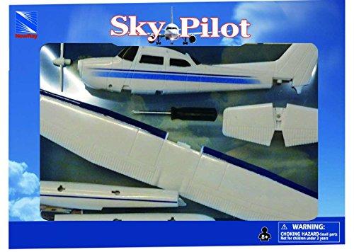 New Ray - 20655 - Véhicule Miniature - Hydravion Cessna - Skyhawk Modèle Kit - 172
