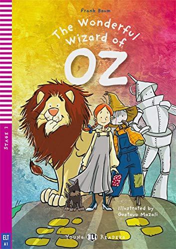 The Wonderful Wizard of Oz (1Cédérom): Englische Lektüre für das 1. und 2. Lernjahr. mit Audio via ELI Link-App