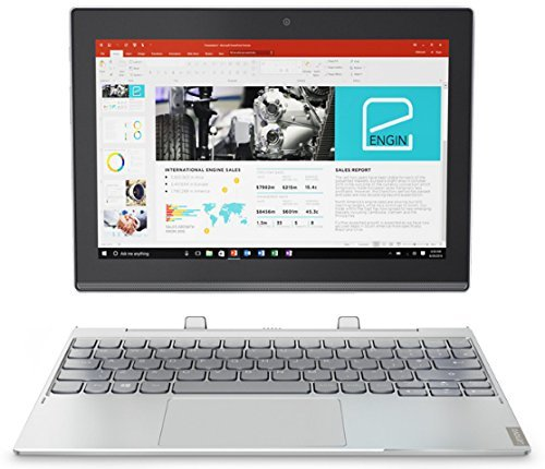 Lenovo Ideapad Tablet / Laptop Miix 320-10Icr Z8350 Windows 10 Home 2Gb 64Gb (Renewed)