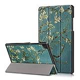 VOVIPO Funda Carcasa para Samsung Galaxy Tab A7 10.4 2020, Slim Carcasa Función de Soporte Smart Cover para Samsung Galaxy Tab A7 T505/T500/T507 10.4 2020