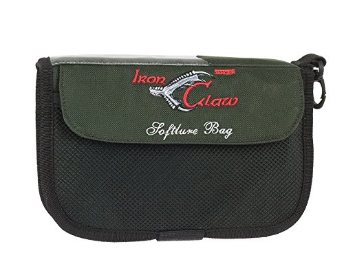 Iron Claw Vorfachtasche Softlure Bag I