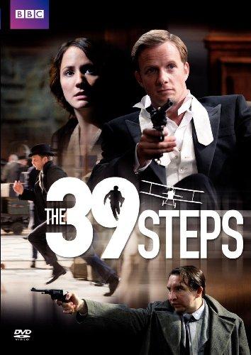 the 39 steps dvd - 1