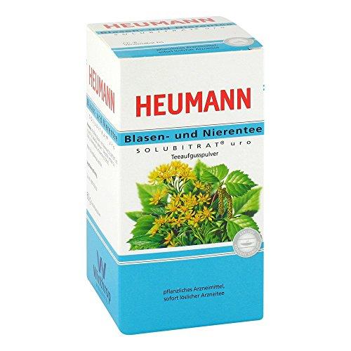 HEUMANN Blasen- und Nierentee Solubitrat uro Teeaufgusspulver, 60 g Tee