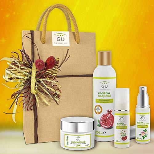 Pack Regalo cosméticos ecológicos Antiedad - Regalo mujer - Productos ecológicos