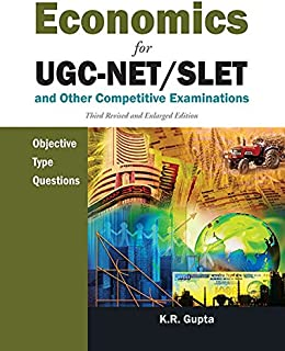 Economics for UGC-Net/Slet and Other Competitive Examinations Objective Type Questions