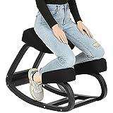VIAGDO Ergonomic Kneeling Chair for Home Office Posture Corrective...