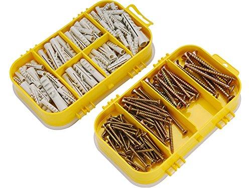 Extol Craft 1445viti con tasselli set (pezzi)