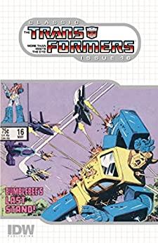 Transformers: Classics #16 by [Len Kaminski, Graham Nolan, Tom Morgan]