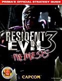 Resident Evil 3 Nemesis: Official Strategy Guide (Prima's official strategy guide)