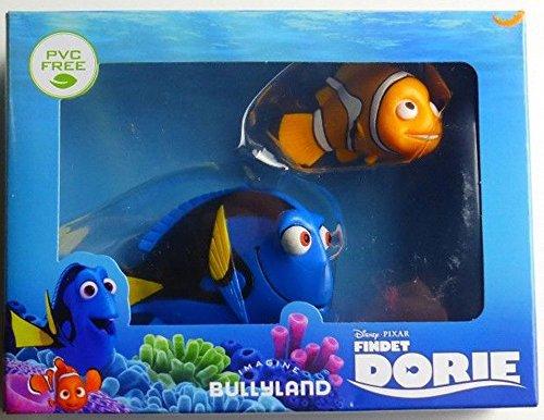 Disney/Pixar Findet Dorie Spielfiguren, 2 Figuren, Dorie und Nemo